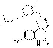 MLN0905 Chemical Structure