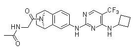 PF-03814735 Chemical Structure
