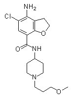 Prucalopride Chemical Structure