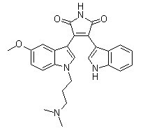 Go 6983 Chemical Structure