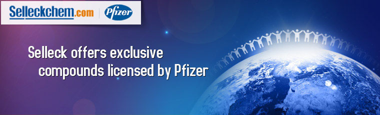 Selleck-Pfizer Partnership