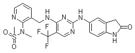 PF-562271 Chemical Structure